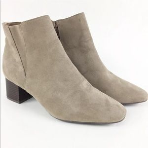 Kelly & Katie Evanne Ankle Boot Size 9.5 Tan